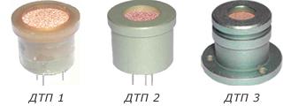Датчик термокондуктометрический (теплопроводности) ДТП